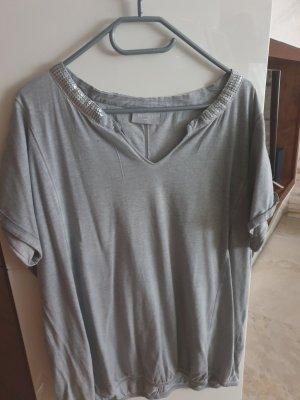 Shirt mit Glitzerefekt Gr.48/50
