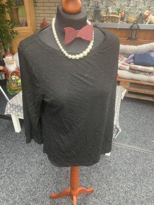 Shirt mit Glitzerfäden