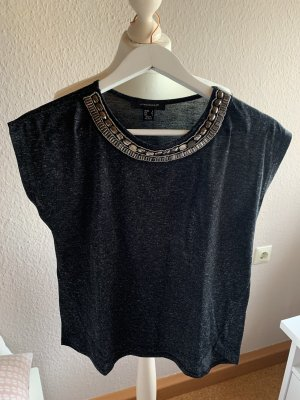Shirt mit Glitzersteinen