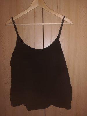 edc T-shirt col en V noir