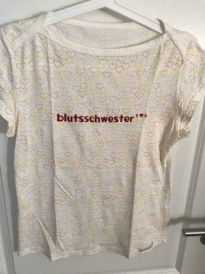 Blutgeschwister T-shirt veelkleurig