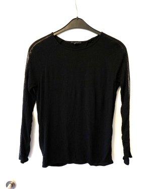 Mavi Boatneck Shirt black