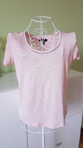 Shirt mit Kettenapplikation