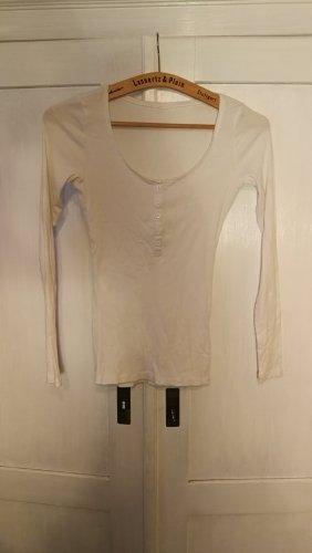 Shirt mit Knopfleiste von H&M