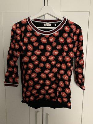Shirt mit Kussmund