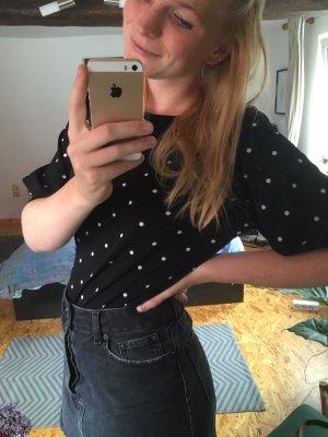 Shirt mit leichten Puffärmeln
