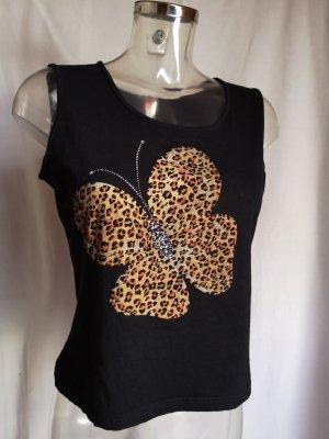 Shirt mit Leo Schmetterling neuwertig!
