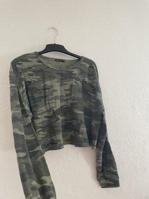 Shirt mit Löcher