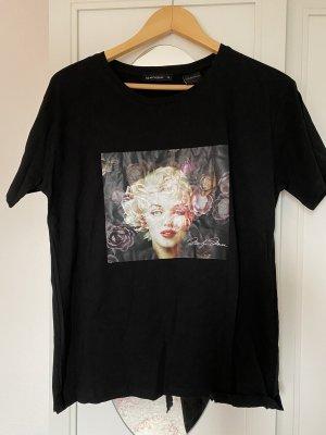 """Shirt mit """"Marilyn Monroe"""" Druck Größe S Neu"""