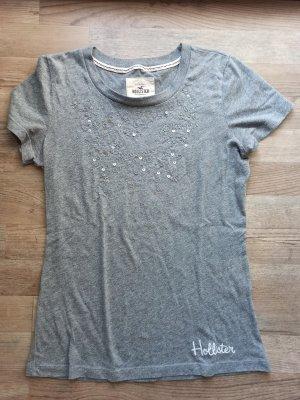 Hollister T-Shirt grey