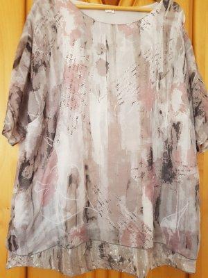 Shirt mit Pailletten Gr.50