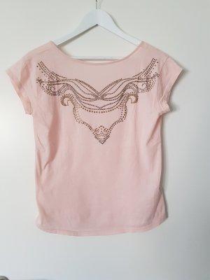 Shirt mit Pailletten Gr. s
