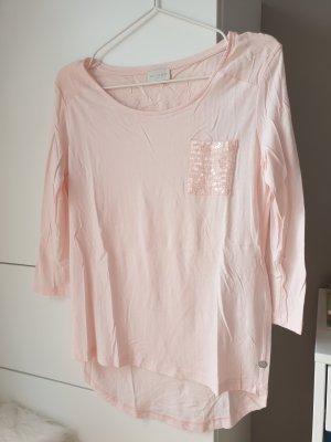 Shirt mit Pailletten (S)