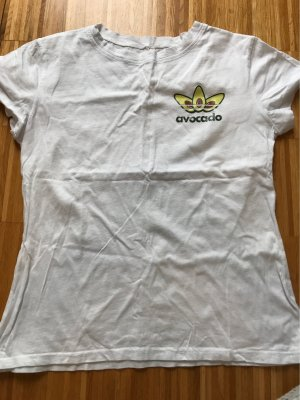 SheIn T-Shirt white
