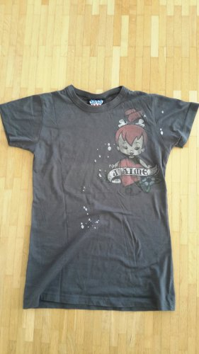 Shirt mit Print im Vintagelook