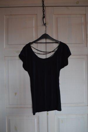 Shirt mit raffiniertem Rückteil