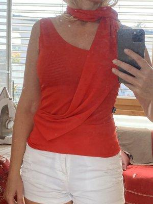 Shirt mit Schal Moschino Jeans