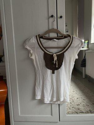 Shirt mit Schleifchen