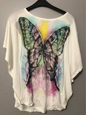 Shirt mit Schmetterling