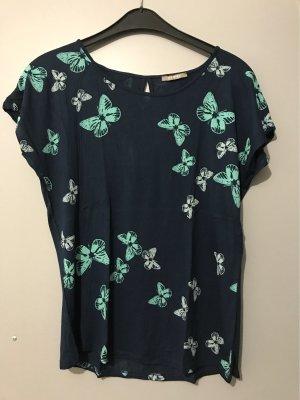 Shirt mit Schmetterlinge