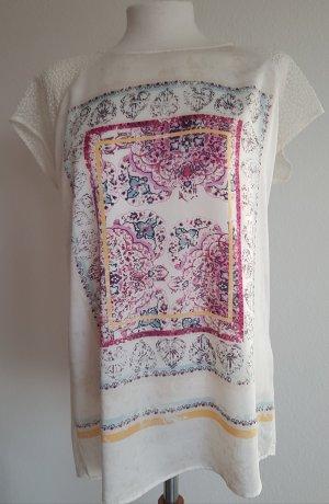 Shirt mit Schultern aus Spitze von Bonita, Gr. S (36 / 38)