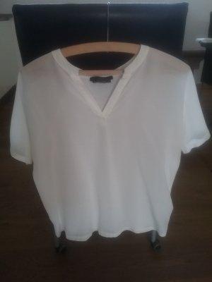 Shirt mit Seide von SET