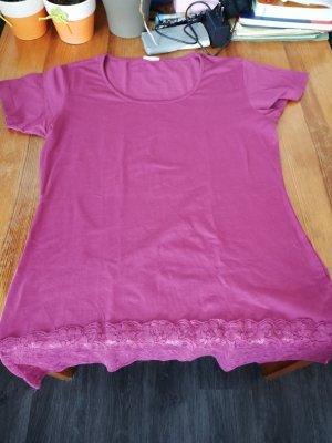 Long Shirt violet