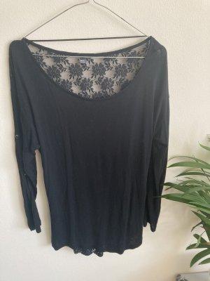 Pimkie Mesh Shirt black
