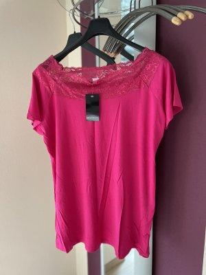 Sara Lindholm Camisa tipo Carmen multicolor