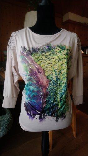 Alba Moda Camicia fantasia multicolore