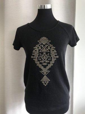 Shirt mit Stickerei Gr S