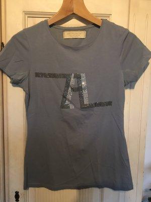 Shirt mit Strasssteinchen