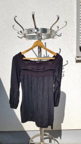 Yest Camicia maglia nero Acrilico