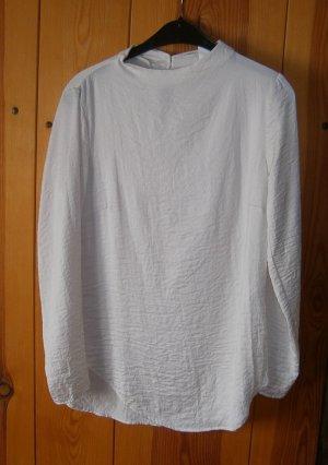 Shirt mit Turtleneckausschnitt mit seidigem Glanz
