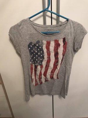Shirt mit USA Flagge