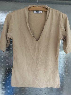 Shirt mit v Ausschnitt