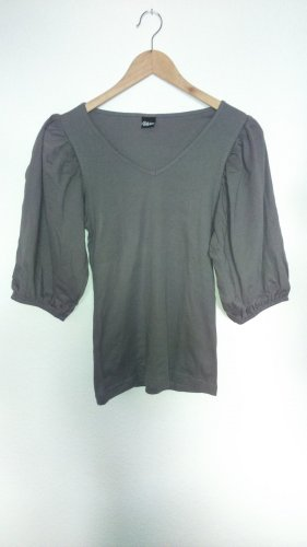 Chillytime Shirt grey brown cotton