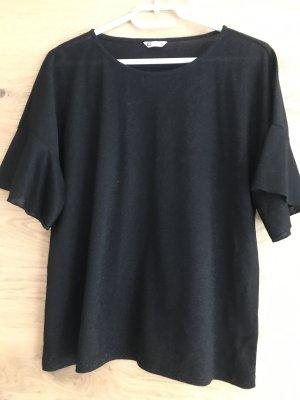 Cubus T-Shirt black-anthracite