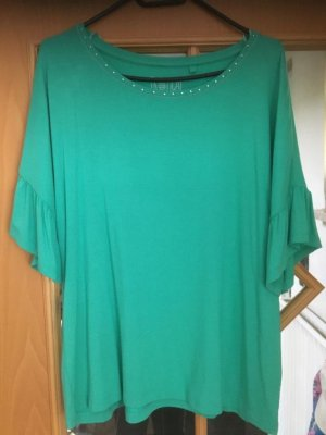 Canda Shirt Tunic lime-green
