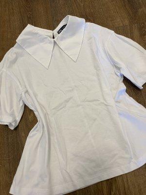 Shirt mit XXL Kragen
