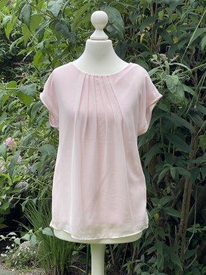 Orsay Camisa tipo túnica rosa claro