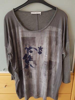 Shirt Monari Langarm, Gr.  44