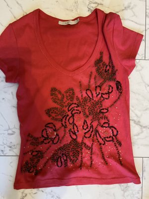 Part two T-shirt rosso