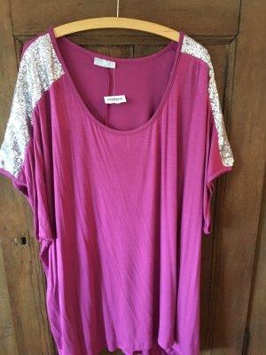 Janina Shirt Tunic raspberry-red