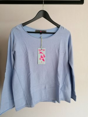 Lieblingsstück Long Shirt azure