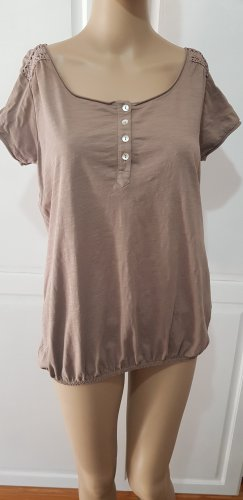 B&C collection T-Shirt light brown
