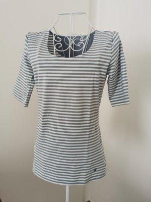 Shirt Oberteil gestreift