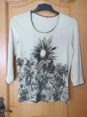 Shirt, Oberteil, Gr.38/S, oliv