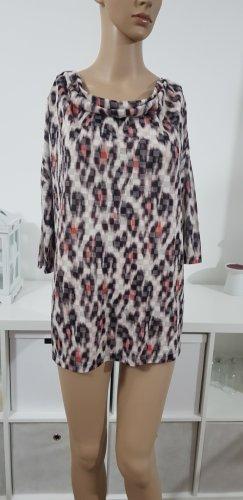 shirt Oberteil leoparden muster