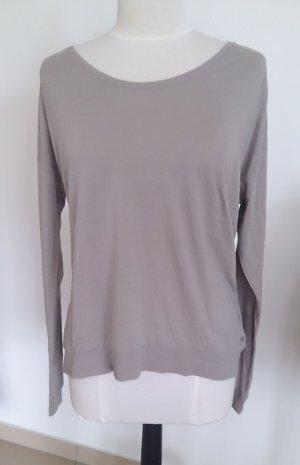 Shirt Oberteil mit Rückeneinsatz